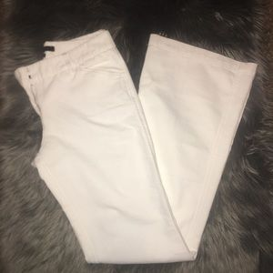 EXPRESS White Dress Pant
